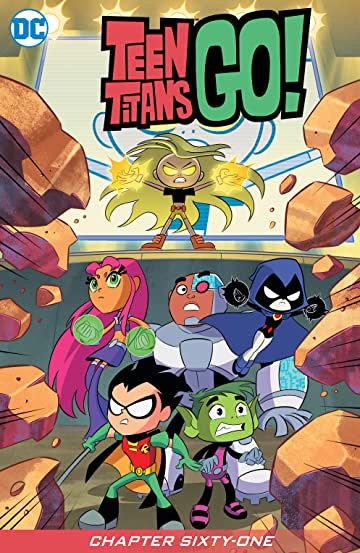 Teen Titans Go! (2013-) #61