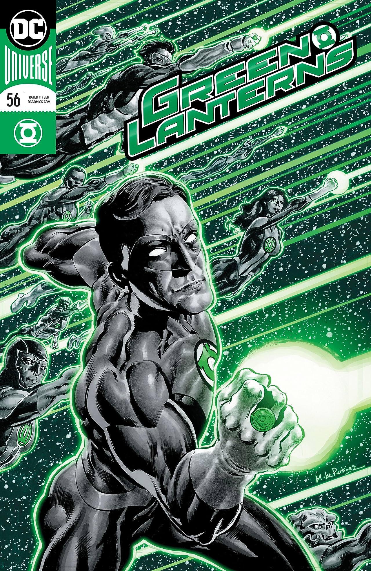 Green Lanterns (2016-) No.56