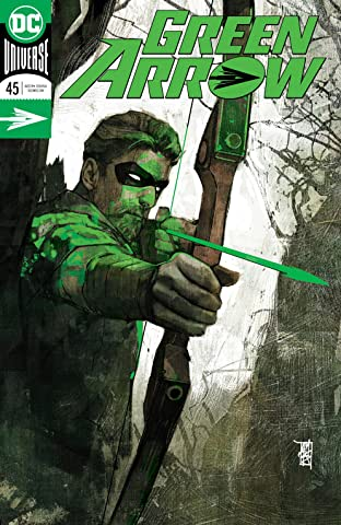 Green Arrow (2016-) #45