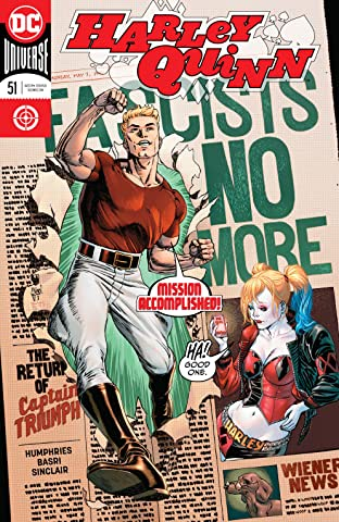 Harley Quinn (2016-) #51