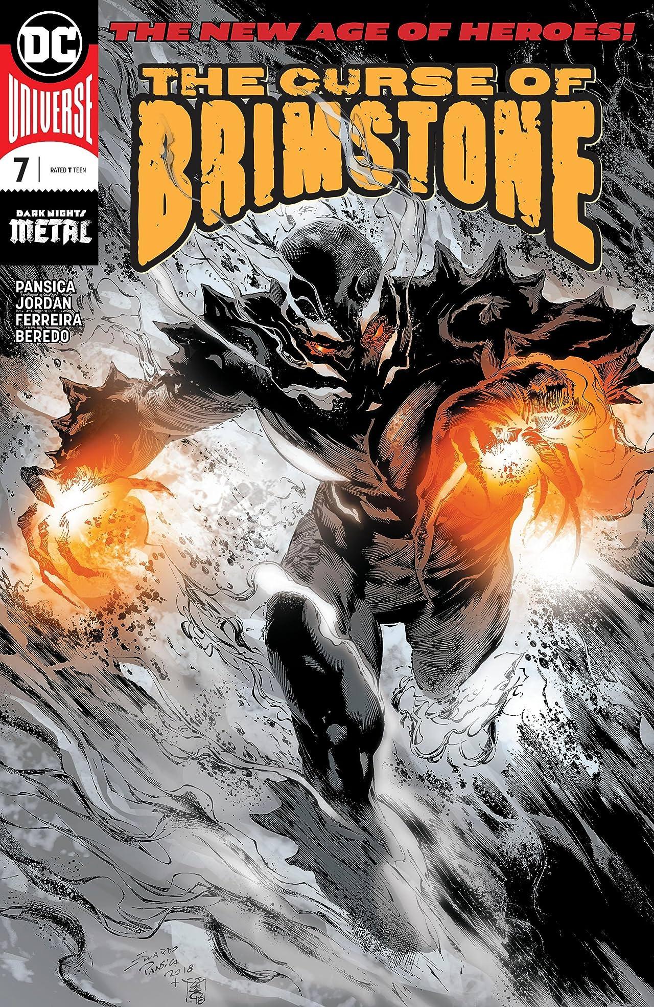 The Curse of Brimstone (2018-) #7
