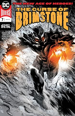 The Curse of Brimstone (2018-) #7