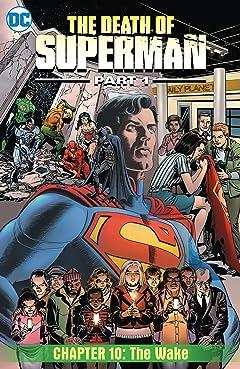 Death of Superman, Part 1 (2018-) #10