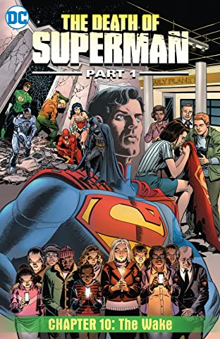 Death of Superman, Part 1 (2018-) #10