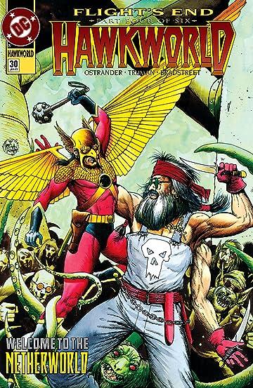 Hawkworld (1989-1993) #30