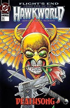 Hawkworld (1989-1993) #31