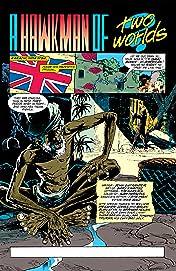 Hawkworld (1989-1993) Annual #1