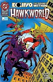 Hawkworld (1989-1993) Annual #3