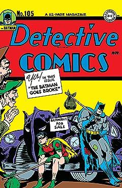 Detective Comics (1937-2011) #105
