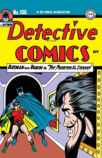 Detective Comics (1937-2011) #106