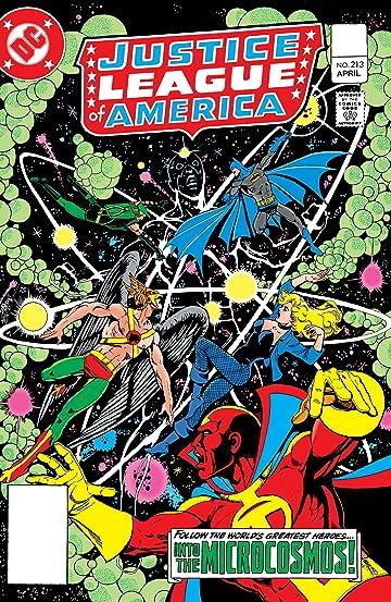 Justice League of America (1960-1987) #213
