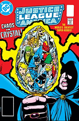 Justice League of America (1960-1987) #214