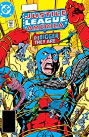 Justice League of America (1960-1987) #215