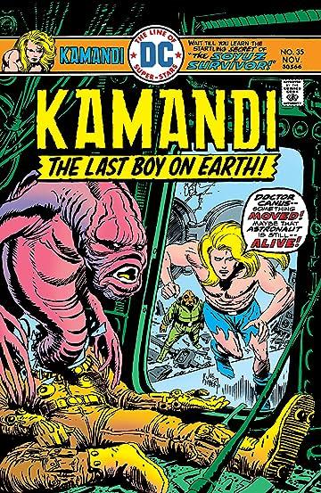 Kamandi: The Last Boy on Earth (1971-1978) #35