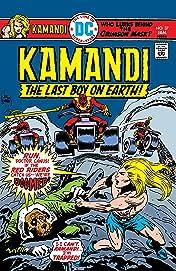 Kamandi: The Last Boy on Earth (1971-1978) #37