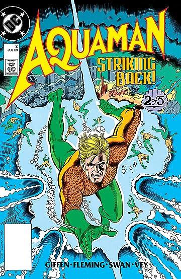 Aquaman (1989) #2