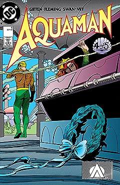 Aquaman (1989) #4