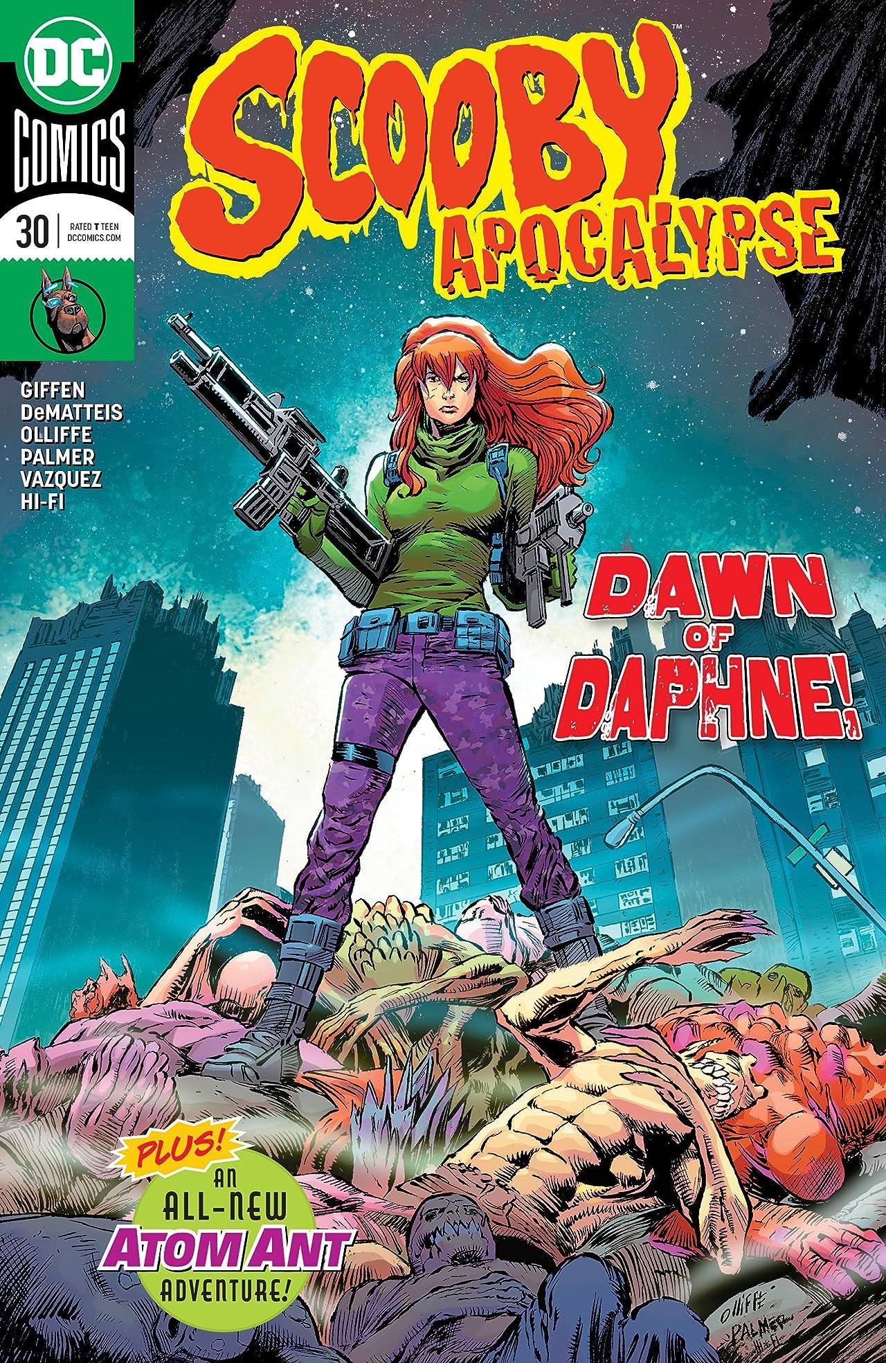Scooby Apocalypse (2016-) #30