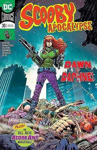 Scooby Apocalypse (2016-) No.30