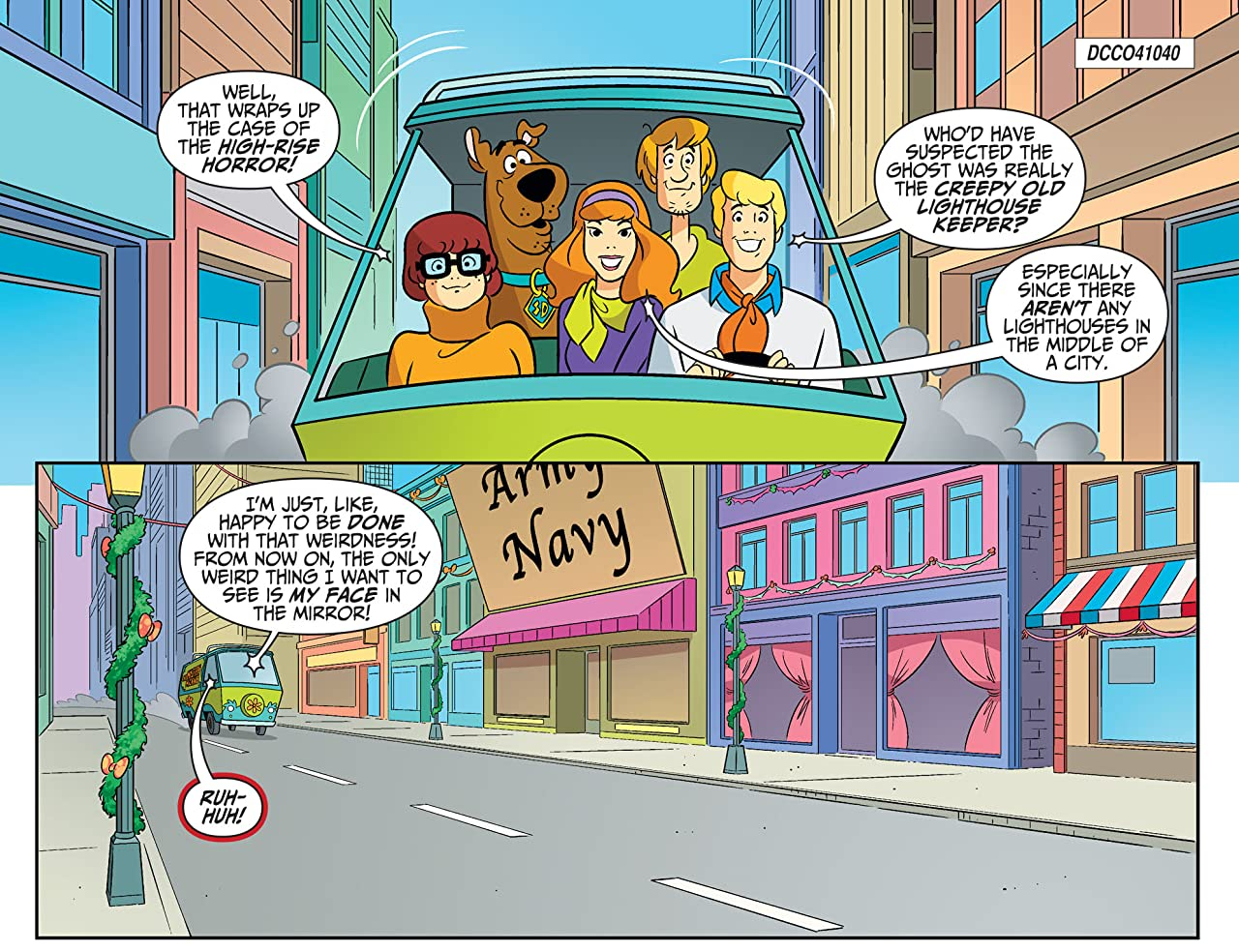 Scooby-Doo Team-Up (2013-) #85