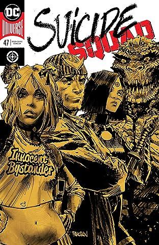 Suicide Squad (2016-2019) #47