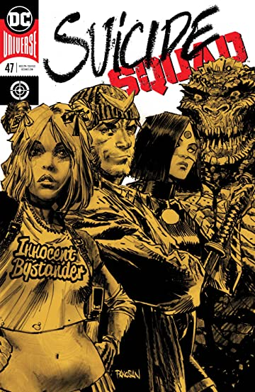Suicide Squad (2016-2019) No.47