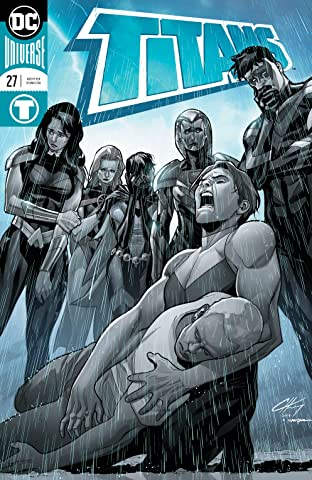 Titans (2016-) #27