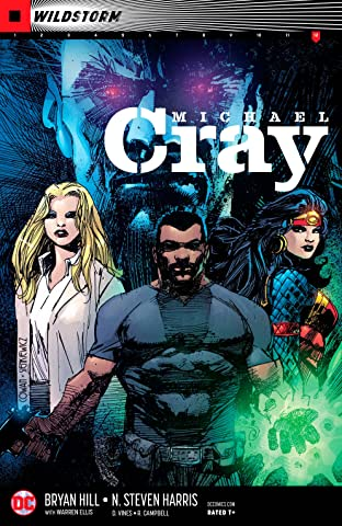 The Wild Storm: Michael Cray (2017-) No.12
