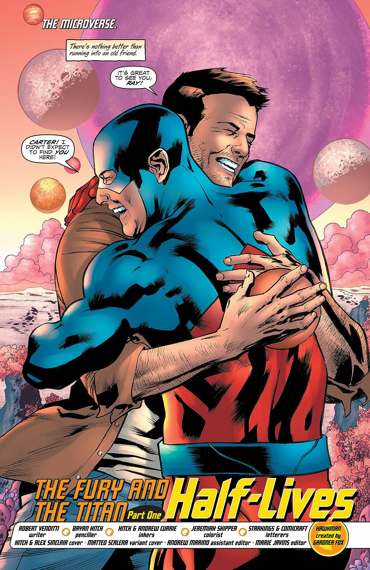 Hawkman (2018-) #5