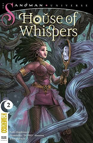 House of Whispers (2018-) No.2