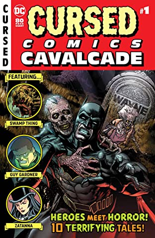 Cursed Comics Cavalcade (2018) No.1