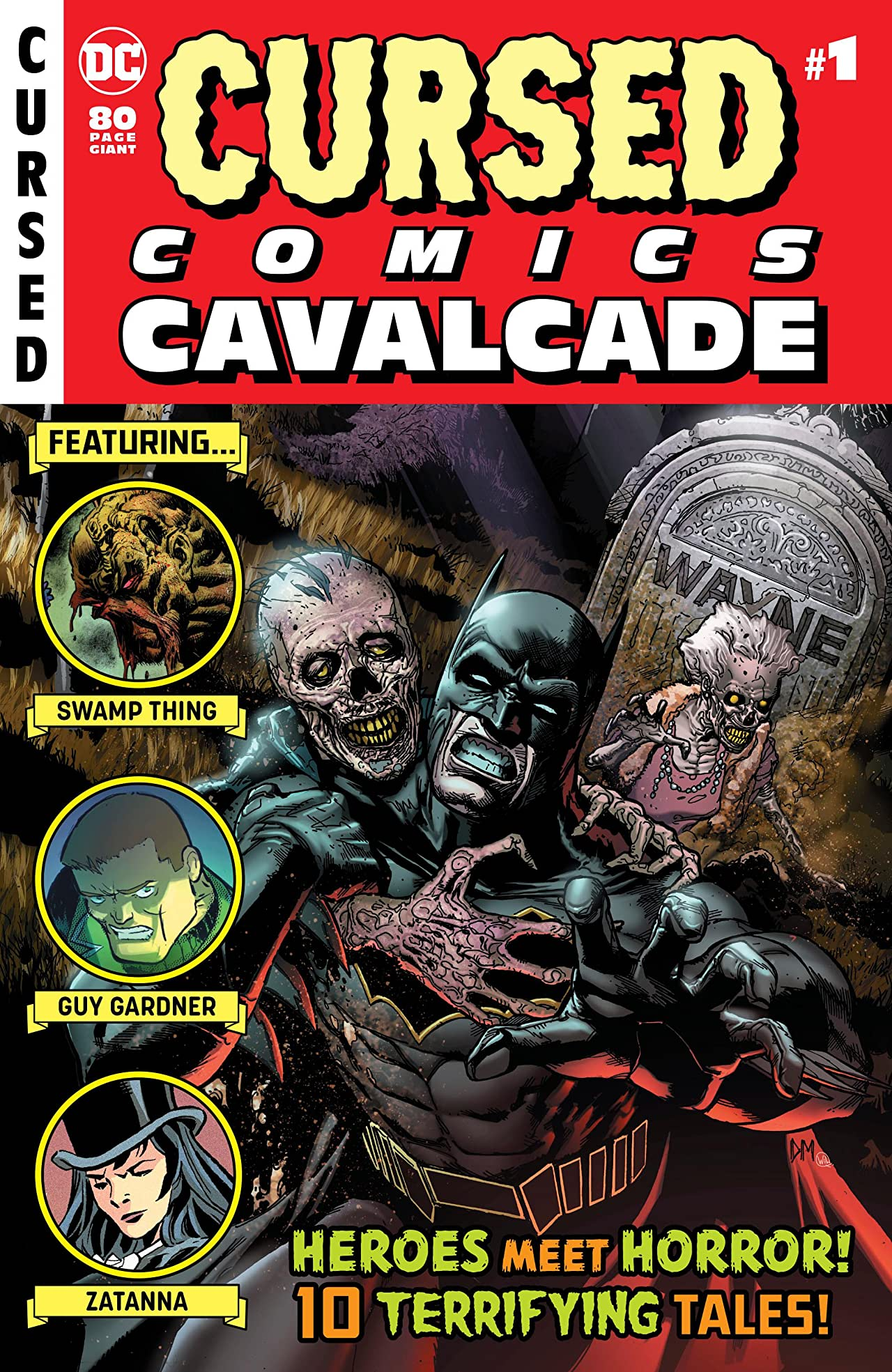 Cursed Comics Cavalcade (2018-) No.1