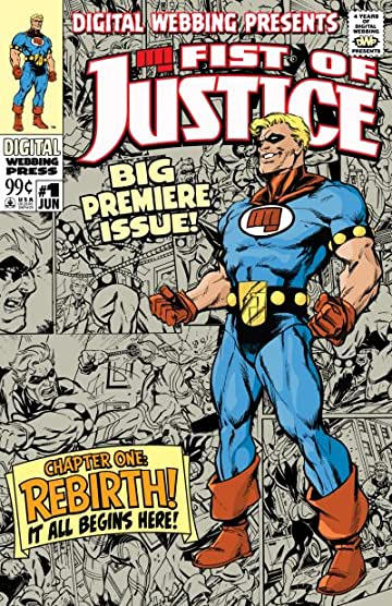 Fist of Justice #1