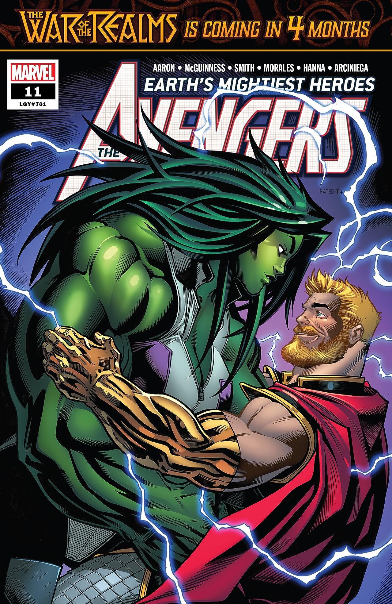 Avengers (2018-) No.11
