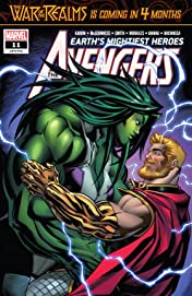 Avengers (2018-) #11