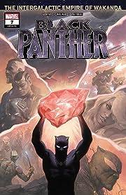 Black Panther (2018-) No.7