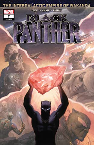Black Panther (2018-) No.7