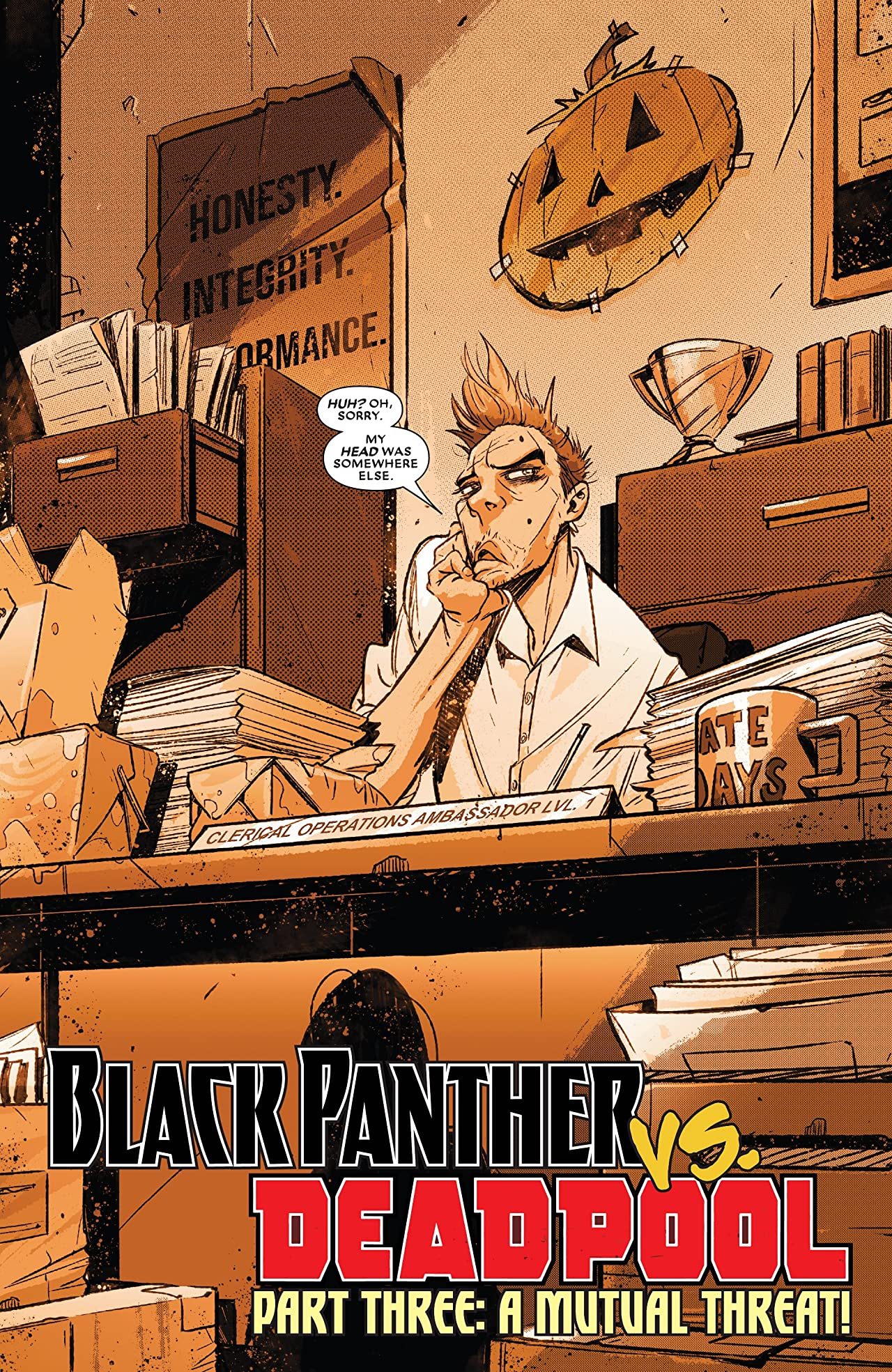 Black Panther vs. Deadpool (2018-2019) #3 (of 5)