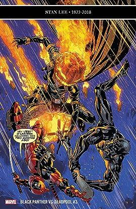 Black Panther vs. Deadpool (2018-2019) #3 (of 5)