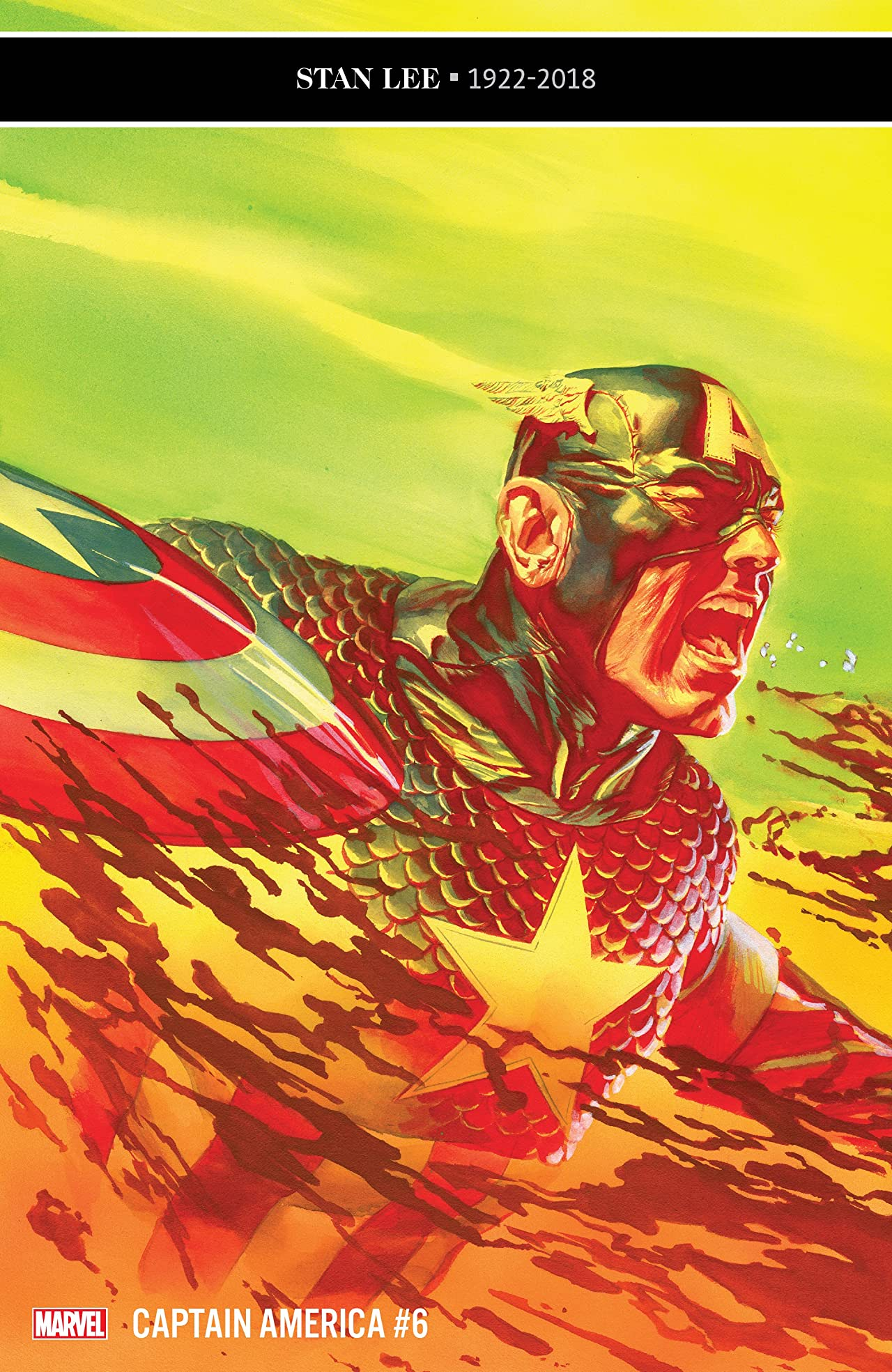 Captain America (2018-) No.6
