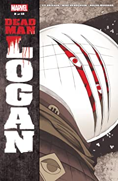 Dead Man Logan (2018-) #2 (of 12)
