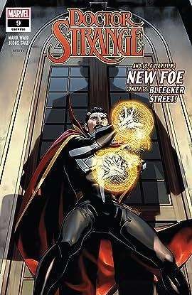 Doctor Strange (2018-2019) #9