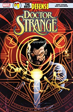 Doctor Strange: The Best Defense (2018) No.1