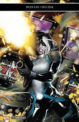 Domino (2018-2019) #9