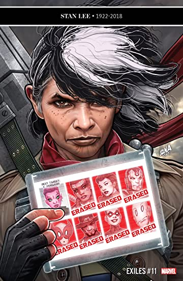 Exiles (2018-2019) #11