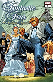 Fantastic Four: Wedding Special (2018) #1