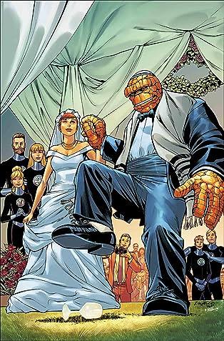 Fantastic Four: Wedding Special (2018) #1