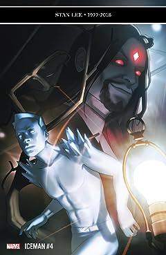 Iceman (2018-) #4
