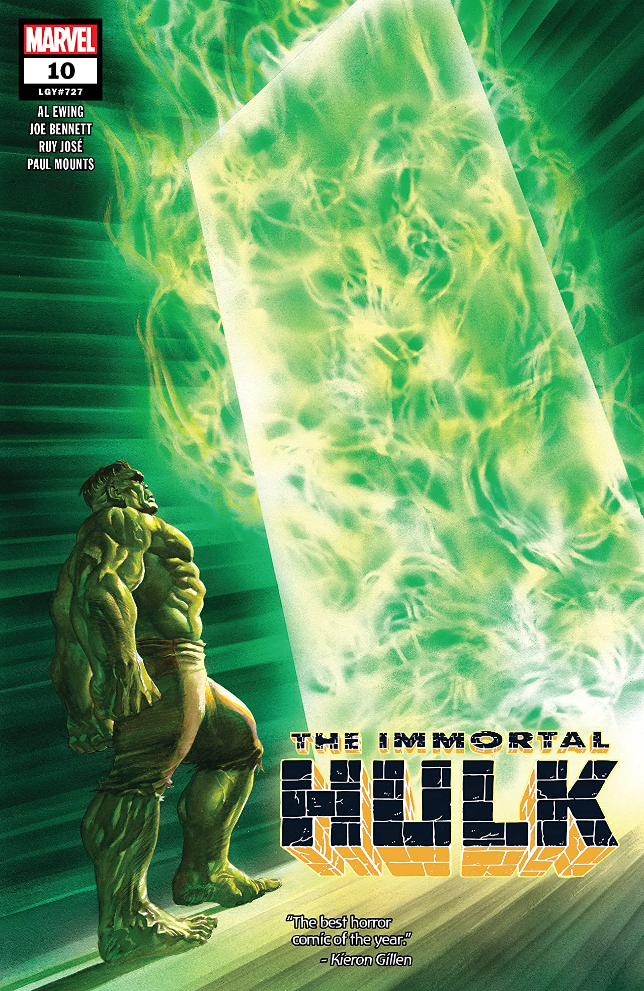 Immortal Hulk (2018-) #10