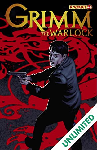 Grimm: The Warlock #3 (of 4): Digital Exclusive Edition
